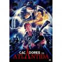 Caçadores da Atlantida dvd dublado em portugues