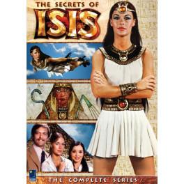 A Poderosa Isis dvd box dublado em portugues