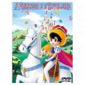A Princesa e o Cavaleiro dvd box dublado
