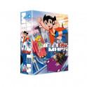 Marte o Menino Biônico Jet Mars dvd box japones