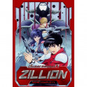Zillion dvd box legendado