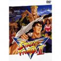 Street Fighter II dvd box dublado em portugues