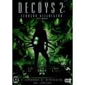 Decoys 2 - Sedução Alienígena dvd dublado em portugues
