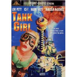 Tank Girl-Detonando o Futuro dvd dublado em portugues