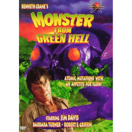 Monster From Green Hell (1957) dvd legendado em portugues