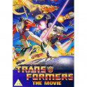 The Transformers: The Movie dvd dublado em portugues