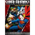 Super Amigos 6° Temporada Legacy of Super Powers dvd dublado em portugues