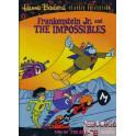 Frankenstein Jr. e Os Impossíveis dvd box dublado em português