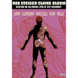 Uma Sombra Passou Por Aqui dvd dublado em portugues