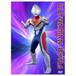 Ultraman Dyna vol.13 dvd legendado em portugues
