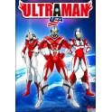 Ultraman USA dvd remasterizado dublado em portugues