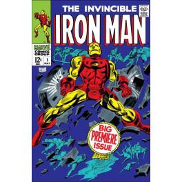Homem de Ferro Coleção Digital HQs Digitais Tablet Ou Pc