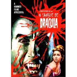O Sangue de Drácula dvd dublado em portugues