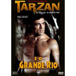 Tarzan e o Grande Rio (1967) dvd legendado em portugues