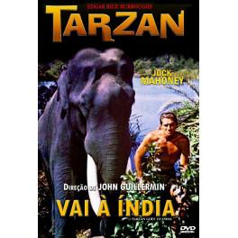 Tarzan Vai a Índia dvd dublado em portugues