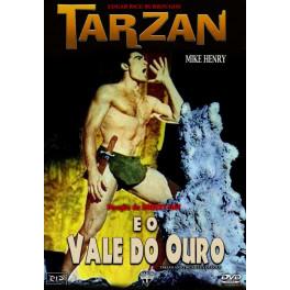 Tarzan e o Vale do Ouro (1966) dvd legendado em portugues