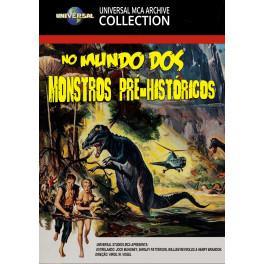 No Mundo dos Monstros Pré-Históricos (1957) dvd legendado em portugues