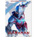 Ultraman (1ª Temporada) 2019 anime dvd box diblado em portugues