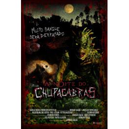 A Noite do Chupacabras (2011) dvd raridade