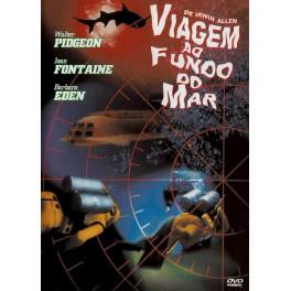 Viagem ao Fundo do Mar dvd dublado em portugues