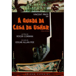 A Queda da Casa Usher dvd dublado em portugues