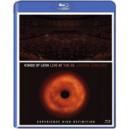 Kings Of Leon - Live At The O2 Blu Ray Lacrado