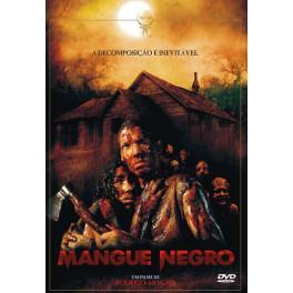 Mangue Negro (2008) dvd raro
