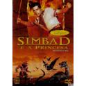 Simbad e a Princesa dvd dublado em portugues
