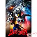Ultraman Taiga vol.03 dvd legendado em portugues