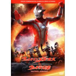 Ultraman Mebius & Ultraman Brothers - Yapool Ataca! dvd dublado