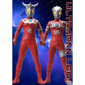 Ultraman Leo Ultimate dvd box legendado em portugues