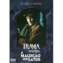 Trama Sinistra - A Maldição dos Gatos dvd dublado em português