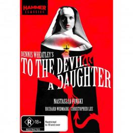 Uma Filha para o Diabo dvd dublado em portugues