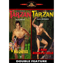 A Maior Aventura de TARZAN dvd dublado em portugues