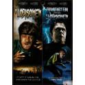O Lobisomem + Frankenstein Encontra dvd 2x1