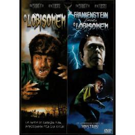 O Lobisomem + Frankenstein Encontra o Lobisomem dvd 2x1