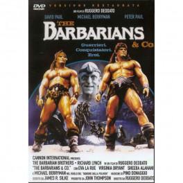Os Bárbaros (1987) dvd dublado em portugues