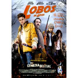 Lobos de Arga - O Ataque dos Lobisomens dvd legendado em portugues