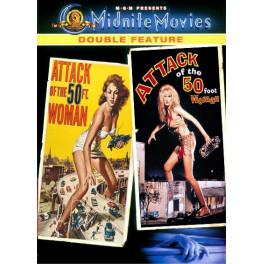 O Ataque da Mulher de 15 Metros (1958/1993) dvd legendado em portugues