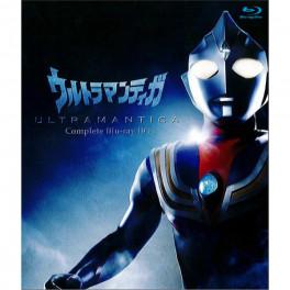 Ultraman Tiga BluRay vol 02 dublado em portugues