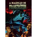 A Maldição de Frankenstein dvd dublado em portugues