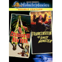 O Monstro de Nova York  & Frankenstein Contra o Monstro Espacial dvd legendado em portugues