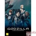 Godzilla Planeta dos Monstros (trilogia anime) dvd dublado em portugues