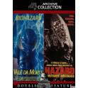 Biohazard: Vale da Morte & Biohazard 2: Hazard o Mutante Biológico dvd legendado em portugues