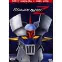Mazinger Z dvd box dublado em portugues