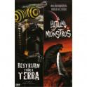 Gamera A Batalha dos Monstros & Gamera Destruam toda a Terra dois filmes em um dvd