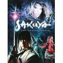 Sakuya The Slayer of Demons dvd legendado em portugues