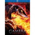 Gamera Trilogia Heisei dvd box legendado em portugues