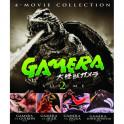 Gamera Collection Vol.2 Bluray legendado em portugues