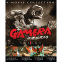 Gamera Collection Vol.1 Bluray legendado em portugues